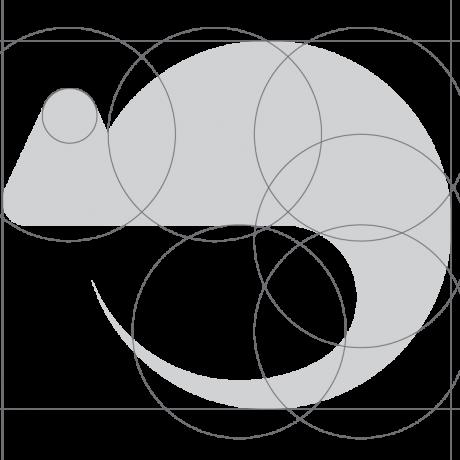 costruzione logo camouflage-distinguiti